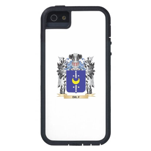 Bily Coat of Arms - Family Crest Cover For iPhone 5
