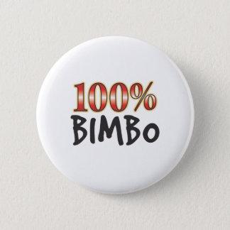 Bimbo 100 Percent Button