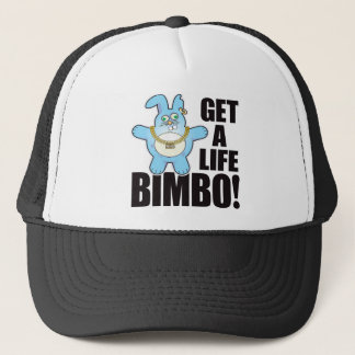Bimbo Bad Bun Life Trucker Hat