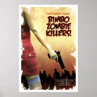Bimbo Zombie Killers! Movie Poster