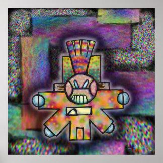 Bimbott: Robot Series #2 Print