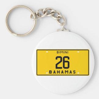 Bimini87 Keychain