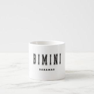 Bimini Bahamas Espresso Cup