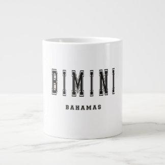 Bimini Bahamas Giant Coffee Mug
