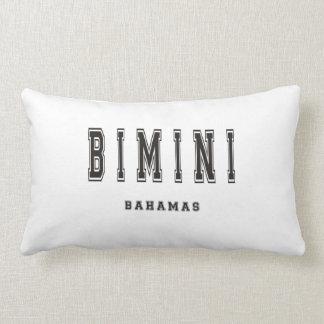 Bimini Bahamas Lumbar Pillow