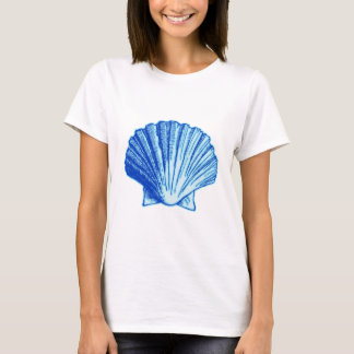 Bimini Blue Sea Shell T-Shirt