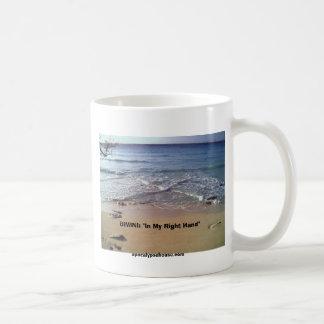 """BIMINI: """"In My Right Hand"""" Coffee Mug"""