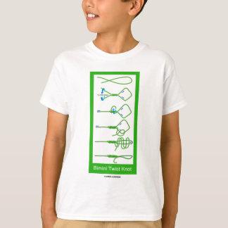 Bimini Twist Knot T-Shirt