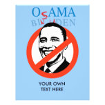 Bin Biden de Obama Tarjetas Informativas