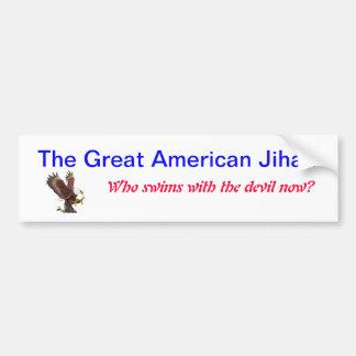 Bin Laden Bumper Sticker #23