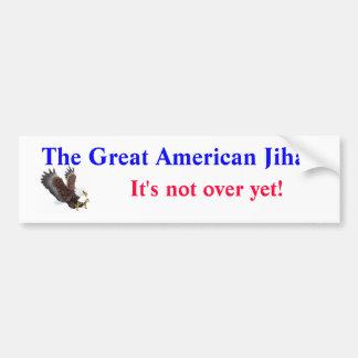 Bin Laden Bumper Sticker #24