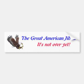 Bin Laden Bumper Sticker #30