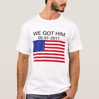 Bin Laden Is Dead T-Shirt