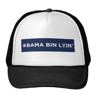 Bin Lyin de Obama Gorro
