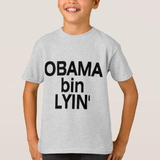 Bin Lyin de Obama Playera