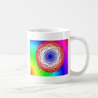 binaires etoile de las opciones de los couleurs de tazas de café