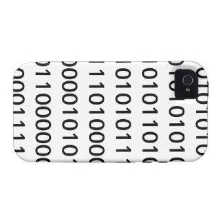Binario Vibe iPhone 4 Carcasa