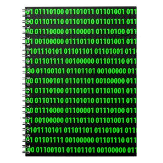Binario Spiral Notebooks