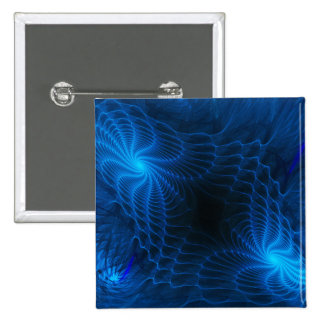 Binarium Abstract Fractal Pin