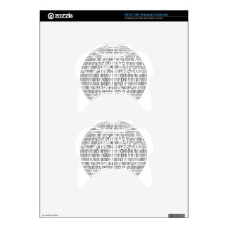 binary-1237-g xbox 360 controller skins