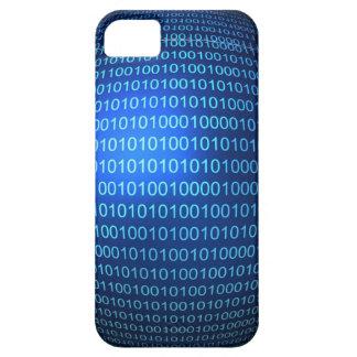 Binary Blue iPhone 5 Case Mate