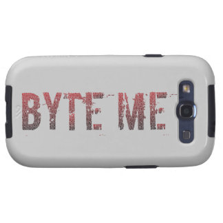 Binary Byte Me Galaxy S3 Case