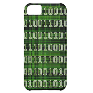 Binary Code Case Case For iPhone 5C