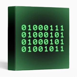 Binary code for GEEK 3 Ring Binder