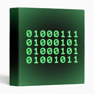 Binary code for GEEK Vinyl Binder