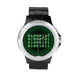 Binary code for GEEK Watches