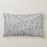 Binary Code Pillows