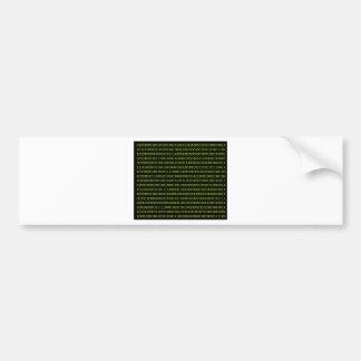 binary code.png bumper sticker