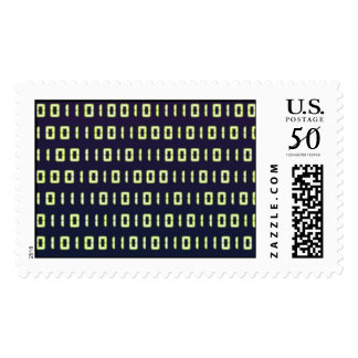 Binary Code Stamps