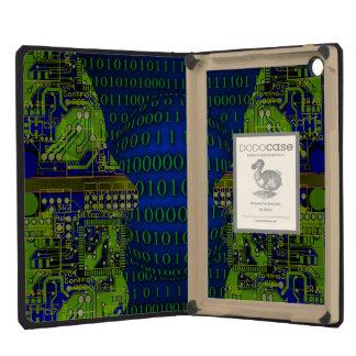 Binary Communicaton iPad Mini Retina Cover