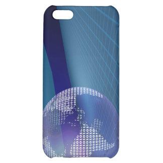 Binary Earth iPhone 5C Cover