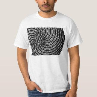 Binary Fermat Spiral T-Shirt