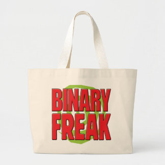 Binary Freak R Tote Bag