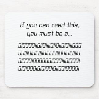 Binary GEEK Mouse Pad