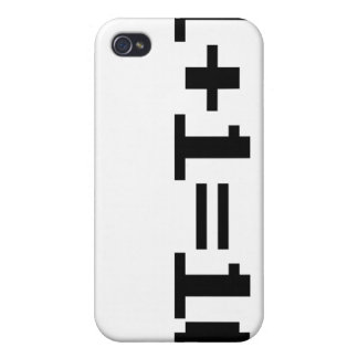 Binary Covers For iPhone 4