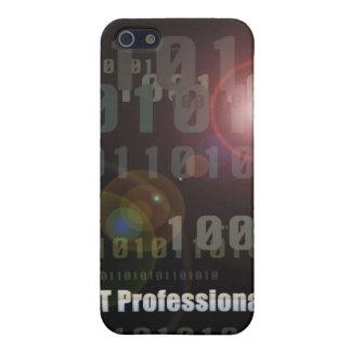 Binary IT Professional iPhone 5 Case