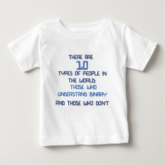 binary joke baby T-Shirt