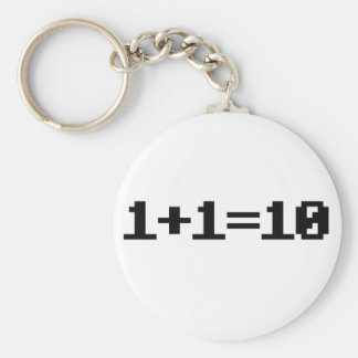 Binary Keychain