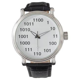 Binary Number Watch