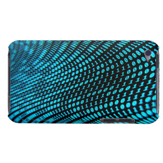Binary Numbers Barely There iPod Cases