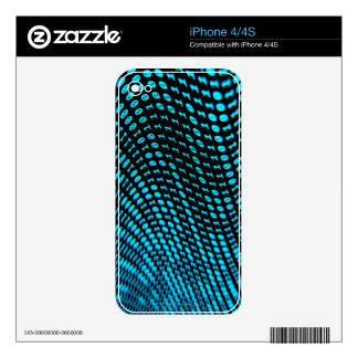 Binary Numbers iPhone 4 Decals
