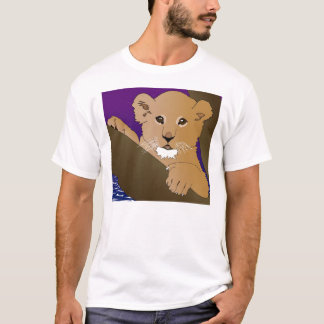 Binary Options Trading Affilates Lion T-Shirt