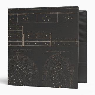 Binary or double stars vinyl binder