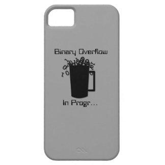 Binary Overflow iPhone SE/5/5s Case