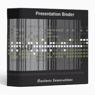 Binary Presentation Binder