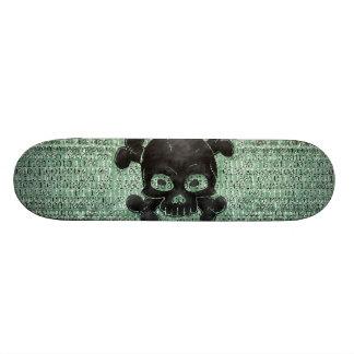 Binary Skateboard